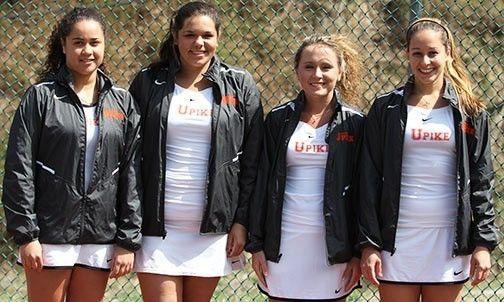 No. 19 Campbellsville Shuts Out Women's Tennis 7-0