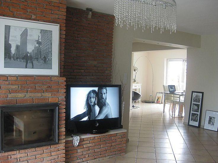 Zdjęcie nr 2 w galerii KOMINEK..... z cegły..recznie wyrabianej, to było moje marzenie – Deccoria.pl