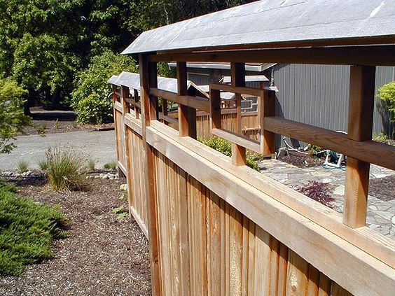 Japanese Garden Fence Design design vegetable garden on vegetable garden fence ideas Find This Pin And More On Garden Gates Fence In The Japanese Style