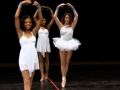 Bring It!: Stand Battle: Dancing Dolls vs. Diamondettes Slow Stand (S2 , E6) - YouTube