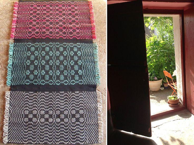 15 best Pibiones weaving images on Pinterest Weaving, Closure - teppich f r k che