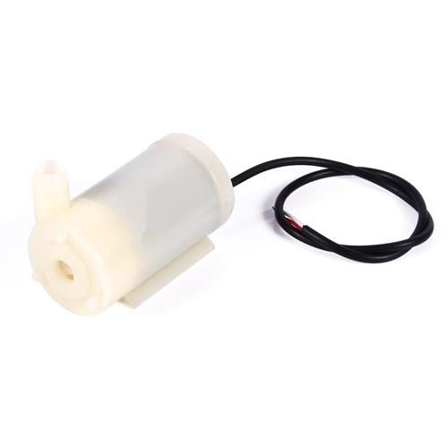 Micro Submersible Water Pumps Motor Mini Water Pump Low Noise Pump For Aquarium DC 3-4.5V 100L/H