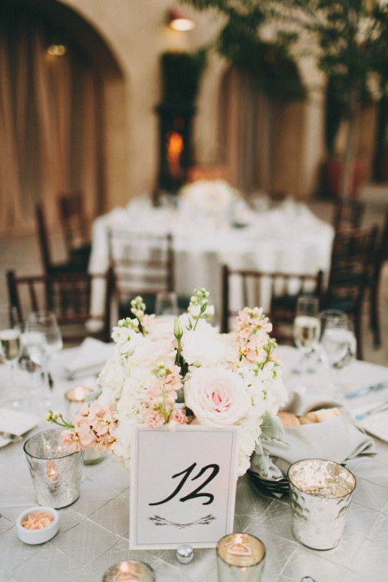 Pink Decorations Champagne And Table Wedding