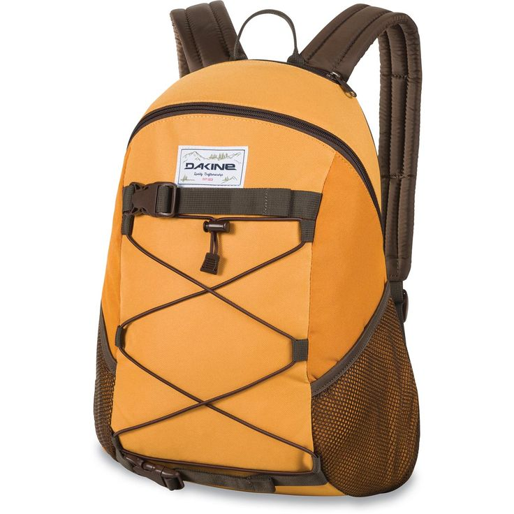 De Dakine Wonder Pack 15L rugzak is de ultimatieve modieuze rugzak voor de school, de stad en vrije tijd. In de absolute topseller rugzak van Dakine is er plaats voor een smalle DIN A 4 farde en bijhorend materiaal. De Dakine Wonder...