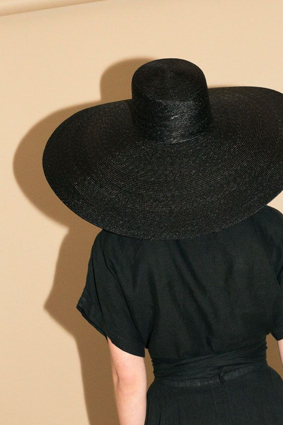 ba2ab4a0765 Samuji - Black Halo Hat