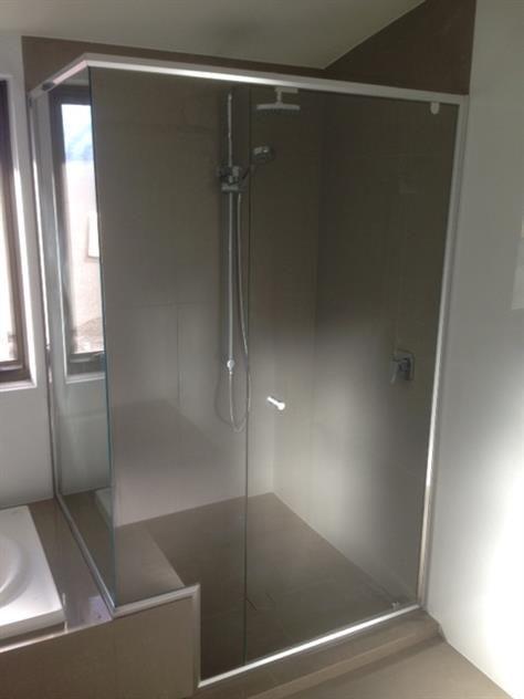 River City Glass offers new fully framed, semi-frameless, frameless, sliding and installed shower screens from $695.00.