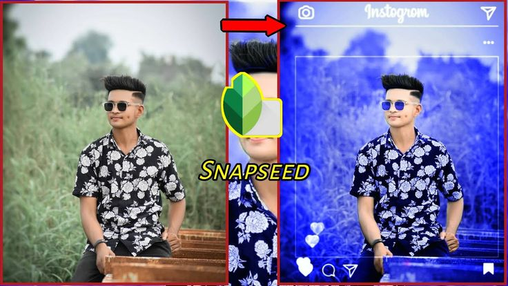Snapseed Instagram Profile Photo Editing Snapseed Background Change In Photo Editing Tricks Instagram Photo Editing Photo Editing