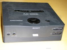 Nintendo/Sony PlayStation - early iteration (unreleased)