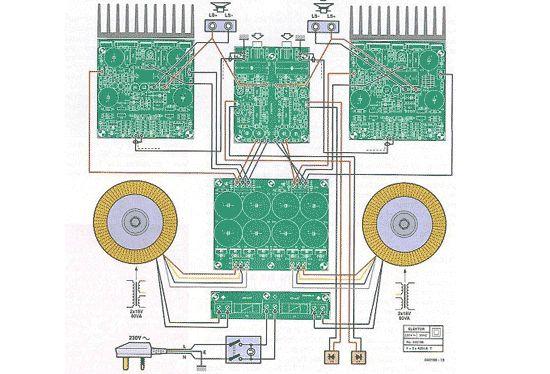 Subwoofer Amplifier Circuit Diagram On Subwoofer Amp Wiring Diagram