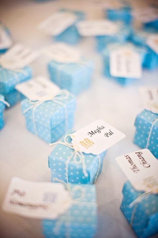 Blue Wedding Theme   Wedding Favors. http://simpleweddingstuff.blogspot.com/2014/02/blue-wedding-theme.html