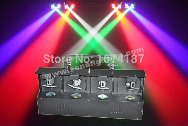 LED Disco Four Eyes Beam Scanner Disco Light-in Stage Lighting Effect from Lights & Lighting on Aliexpress.com   Alibaba Group