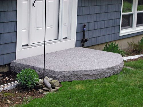 Prefabricated Concrete Steps Rock A Round Precast