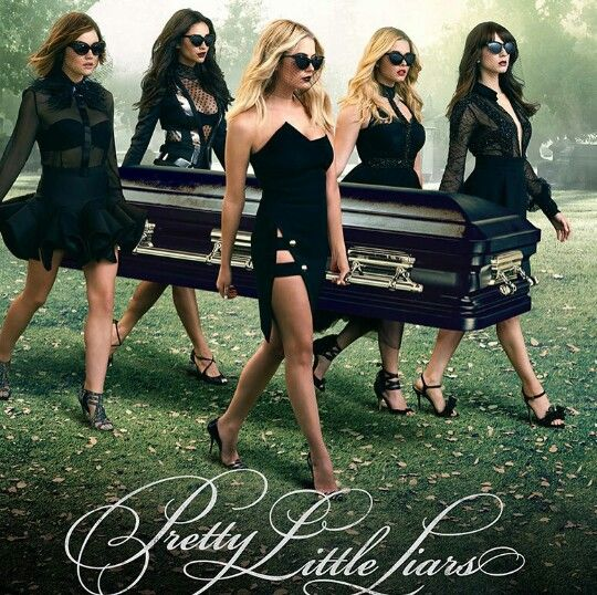 Pretty Little Liars #6b #PLL
