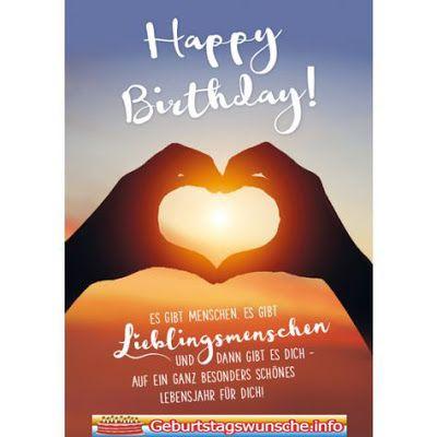 Geburtstagsglückwünsche freundin