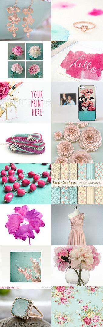 Pink wish list by Csilla Molnar on Etsy--Pinned with TreasuryPin.com