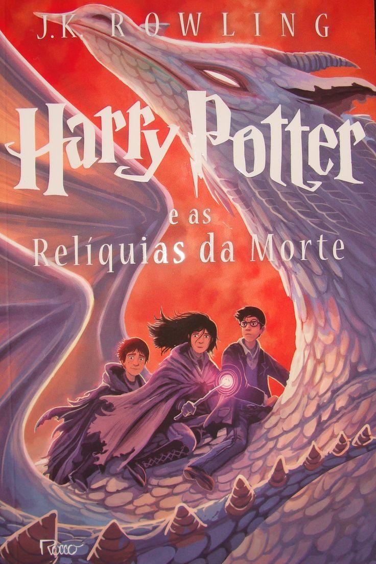 RESENHA de LIVROS | Harry Potter e as Relíquias da Morte | J. K. Rowling