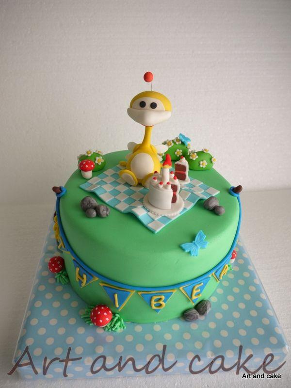 Uki cake Uki taart