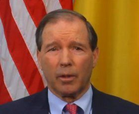 Tom Udall Reads The Gettysburg Address