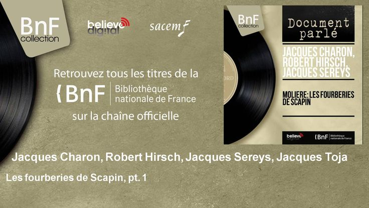 Jacques Charon, Robert Hirsch, Jacques Sereys, Jacques Toja - Les fourbe...