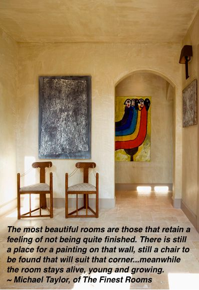inspirational home decor quote i find this interesting who knew that the most visually exciting - Home Decor Quotes