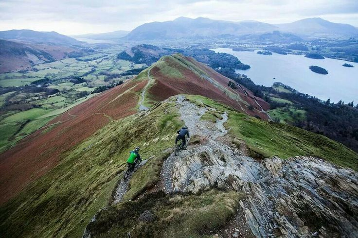 Mountain biking lake district uk