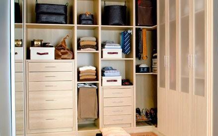 Aprovechar al máximo los armarios empotrados | Decorar tu casa es facilisimo.com