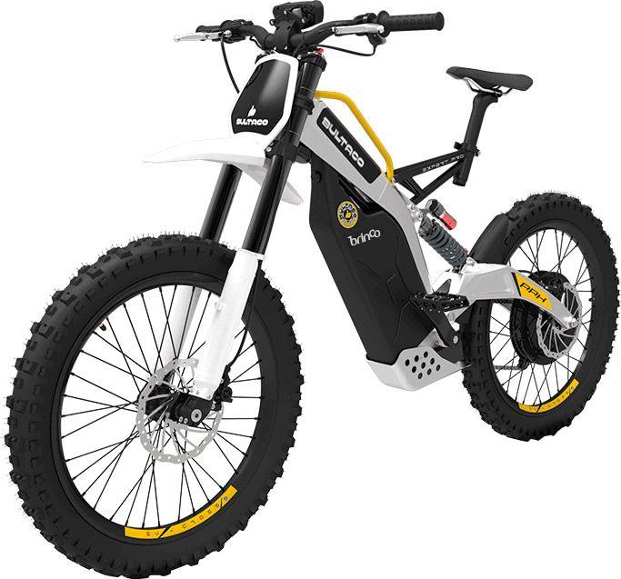 Le Brinco est un cyclomoteur électrique développé par l'espagnol Bultaco