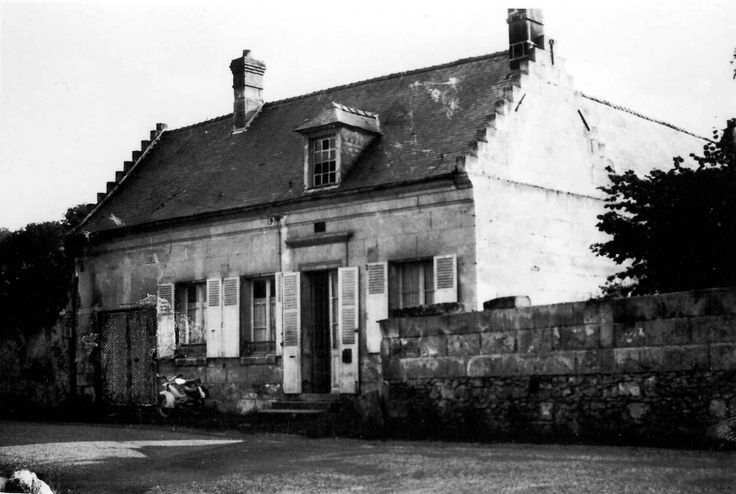 The first L'Arche group home in Trosly