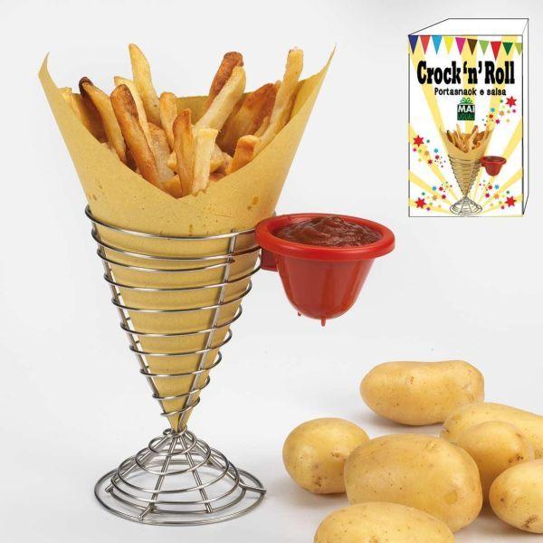 Estremamente Oltre 25 fantastiche idee su Salse per patatine su Pinterest  YI94