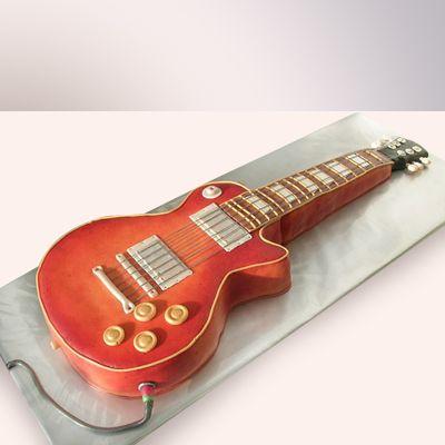 Торт гитара заказать