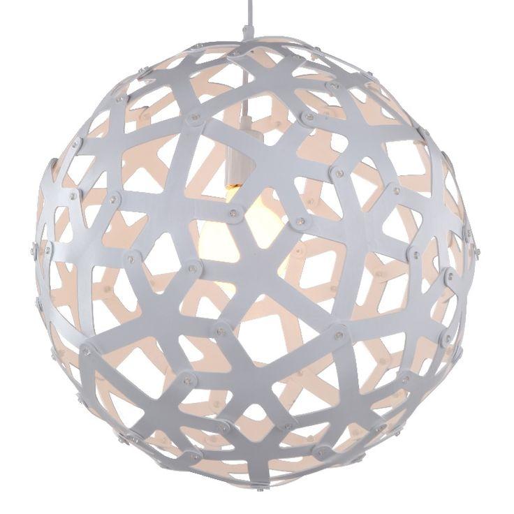 The 25 best sphere light fixture ideas on pinterest light large wood sphere light fixture in white nursery lightingkids aloadofball Gallery