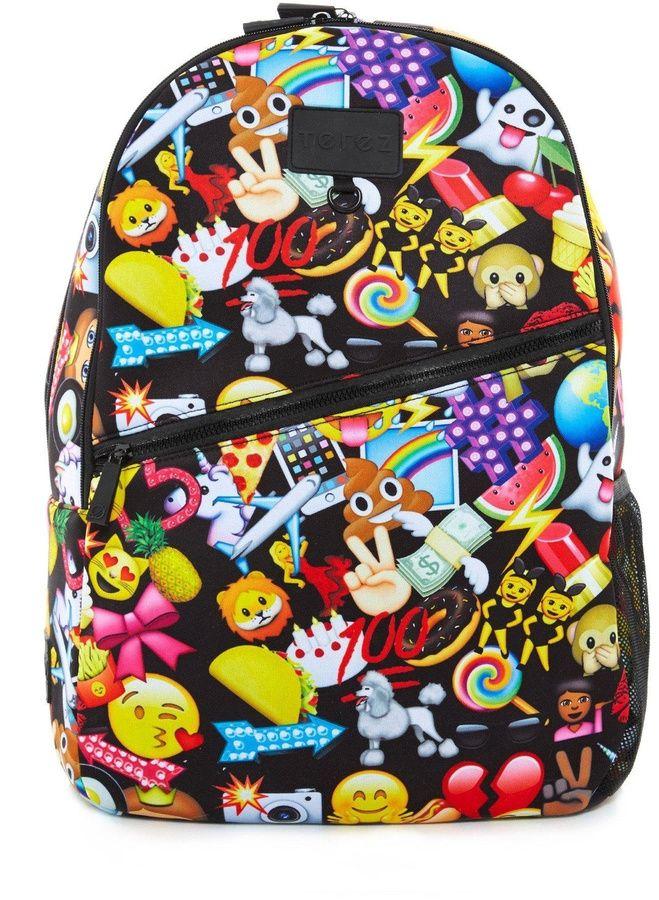 Zara Terez Emoji Backpack