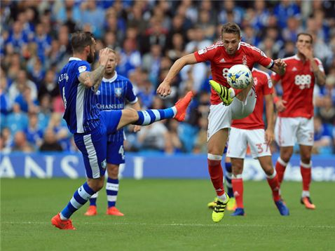 Sheffield Wednesday 2-1 Forest