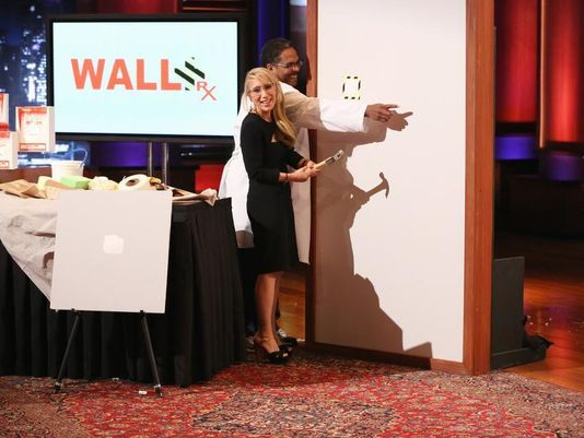 The Wall Doctor RX Update- What Happened After Shark Tank  #sharktank #WallDoctorRX http://gazettereview.com/2016/08/wall-doctor-rx-after-shark-tank-update/