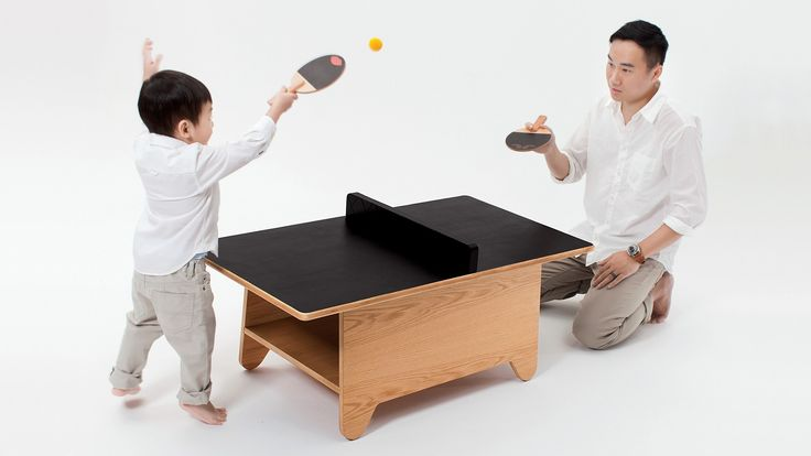 Tiny (Ping Pong) Table