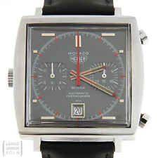 Heuer Vintage Original Monaco Steve McQueen Revision 1133 G