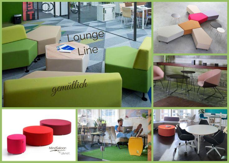 Fresh faltbare St hle klickbare Tische wandelbare Boards stapelbare Lounge M bel Design Thinking