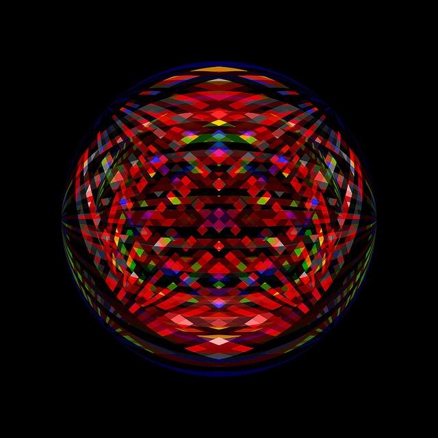 Ball of Confusion 2 by Tony Digital Art, via Flickr