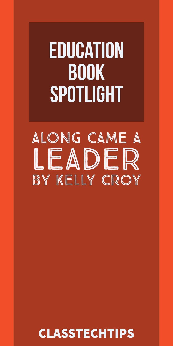 I had the opportunity to dive into Along Came a Leader by fellow Apple Distinguished Educator Kelly Croy. Kelly has written a book on leadership that serves as a guide for aspiring leaders and a great tool for those in leadership roles to reflect on their own practice.