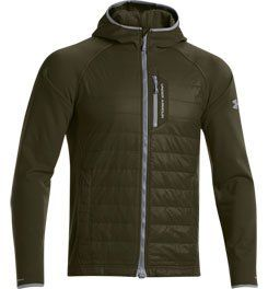 Under Armour ColdGear Infrared Werewolf Hooded Insulated Softshell Jacket - Men's | Campmor