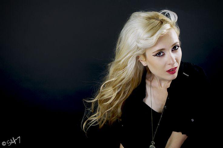 Model : Liubou; MUA : Geneviève Legault; Hairstylist : Marie-Céline Monier. #photography #StefanoShootings