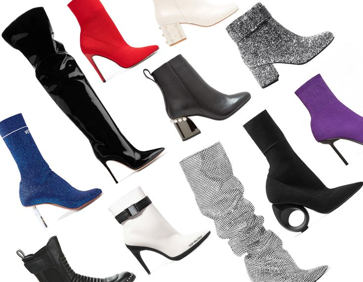 The 8 Fall Boot Trends For 2017 You Need To Know