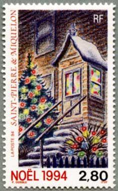 ◇Saint-Pierre et Miquelon  1994