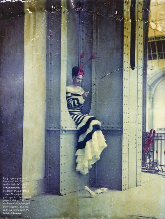 Fashion Editorials – Cathleen Naundorf – Photograph