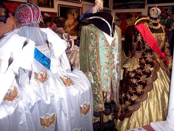 Взять исторические костюмы напрокат в воронеже