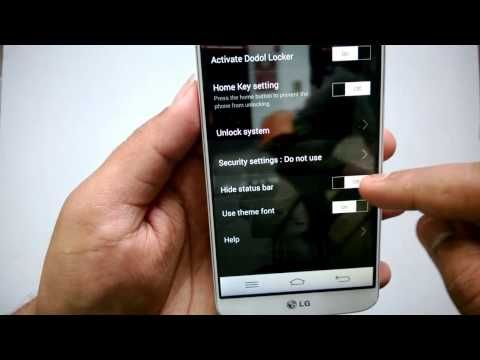 Best Lock Screen App, Dodol Locker Review :) #android #app #wallpaper #design #diy #deco