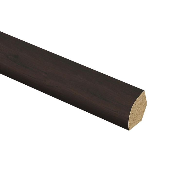 Mojave Red Mountain 5/8 in. Thick x 3/4 in. Wide x 94 in. Length Vinyl Quarter Round Molding