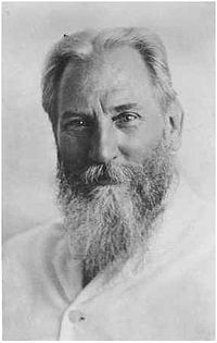 in 1914     Charles Webster Leadbeater (16 February 1854 – 1 March 1934) was an influential member of the Theosophical Society, author on occult subjects and co-initiator with J. I. Wedgwood of the Liberal Catholic Church. Originally a clergyman of the Church of England, his interest in spiritualism caused him to end his affiliation with the Church of England in favour of the Theosophical Society, where he became an associate of Annie Besant