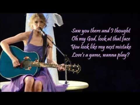 Blank Space Taylor Swift Lyrics [HQ Video]