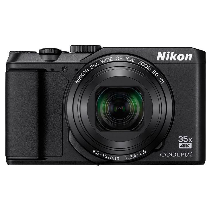 Aparat foto digital Nikon COOLPIX A900 (black) 📸📷📦🆓🚛 #Nikon #A900 #equipmagro #aparatfoto #camerafotocompacta #Coolpix